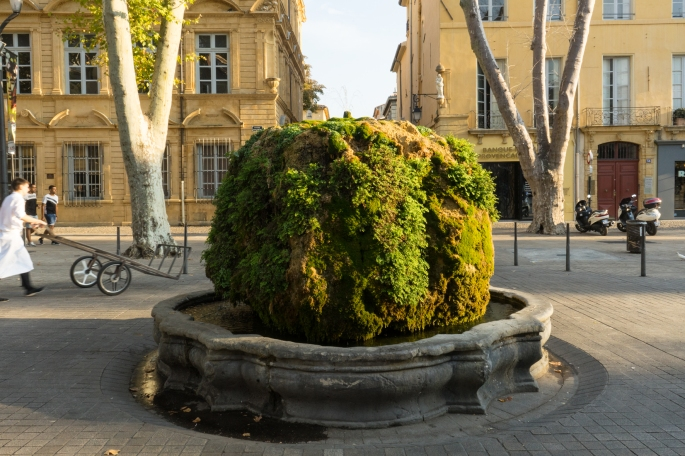 Aix-en-Provence. Photo by Simon Wilder